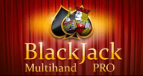 Blackjack Multihand Pro from BGaming