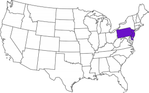 US states allowing online Bitcoin casinos