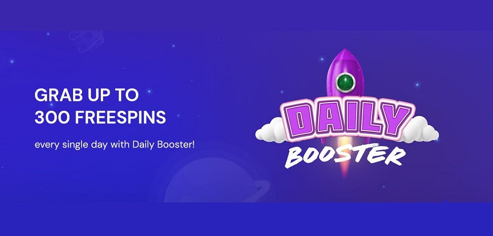 Fortunejack Daily Booster