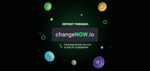 Crypto.Games and Changenow